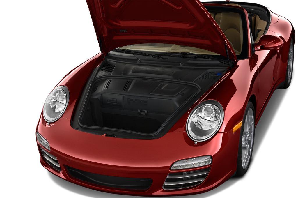 Porsche 911 Carrera 4S Cabrio (2004 - 2011) 2 Türen Kofferraum