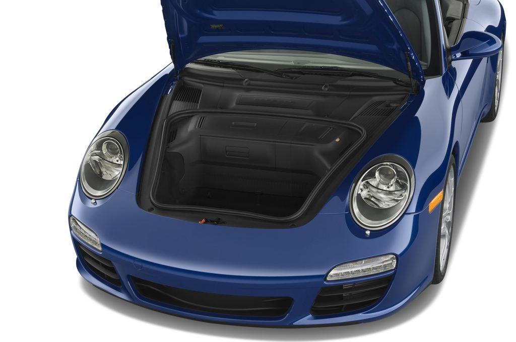 Porsche 911 Carrera S Cabrio (2004 - 2011) 2 Türen Kofferraum