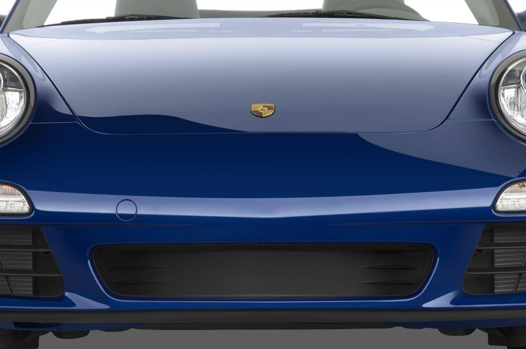 Porsche 911 Carrera S Cabrio (2004 - 2011) 2 Türen Kühlergrill und Scheinwerfer