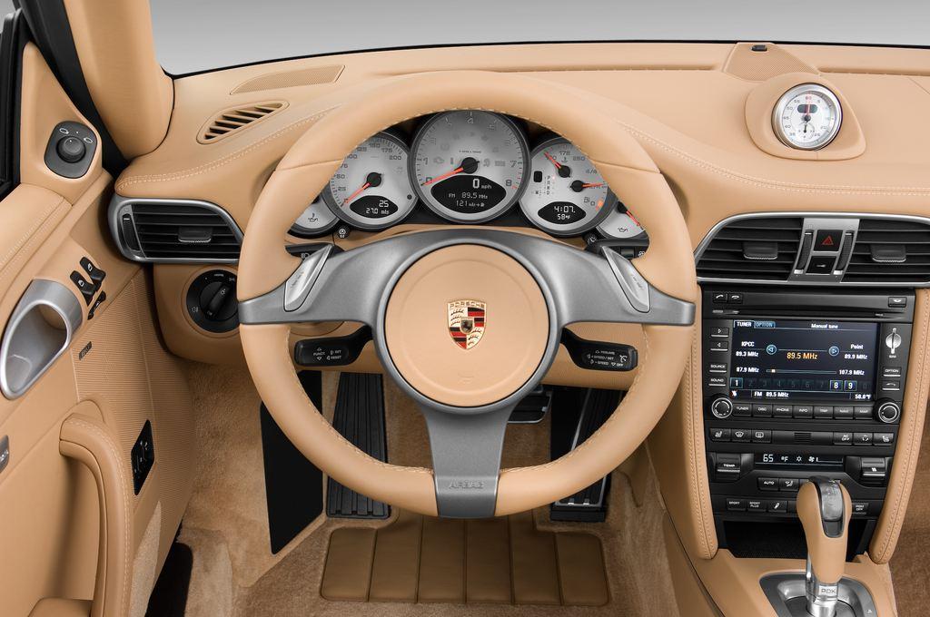 Porsche 911 Carrera 4S Cabrio (2004 - 2011) 2 Türen Lenkrad