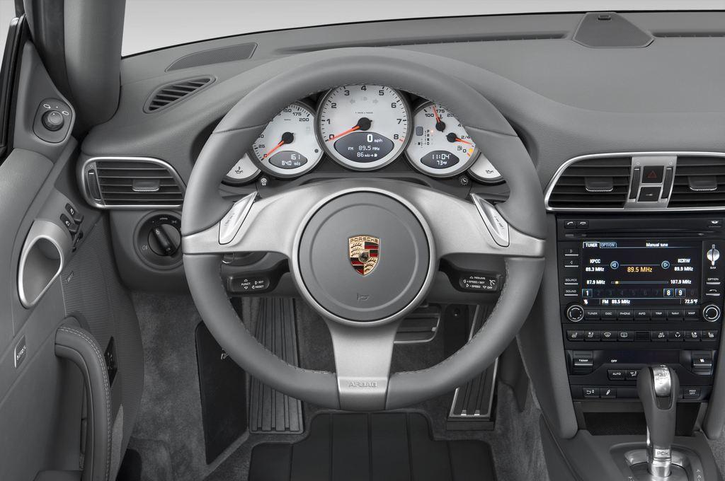 Porsche 911 Carrera S Cabrio (2004 - 2011) 2 Türen Lenkrad