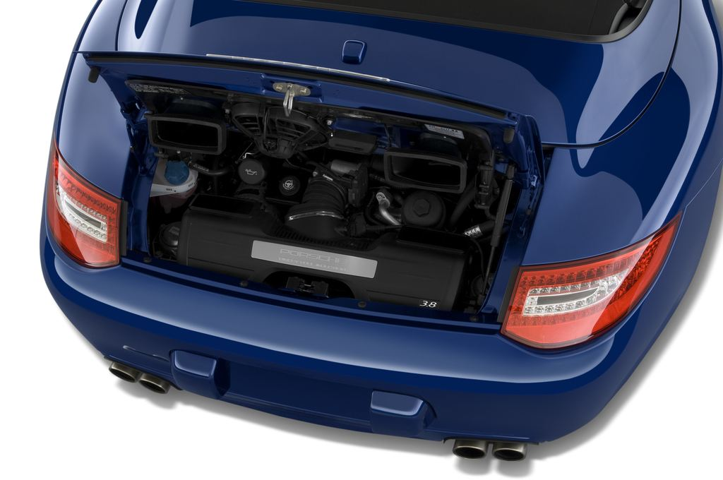 Porsche 911 Carrera S Cabrio (2004 - 2011) 2 Türen Motor