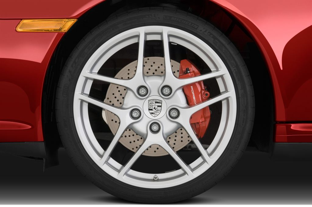 Porsche 911 Carrera 4S Cabrio (2004 - 2011) 2 Türen Reifen und Felge