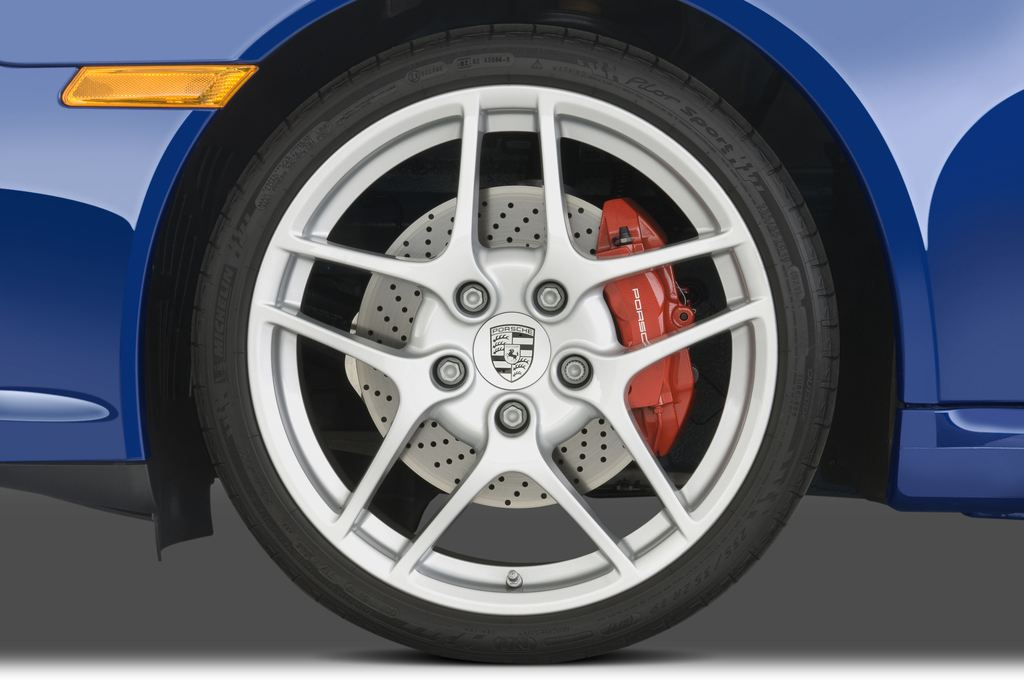 Porsche 911 Carrera S Cabrio (2004 - 2011) 2 Türen Reifen und Felge