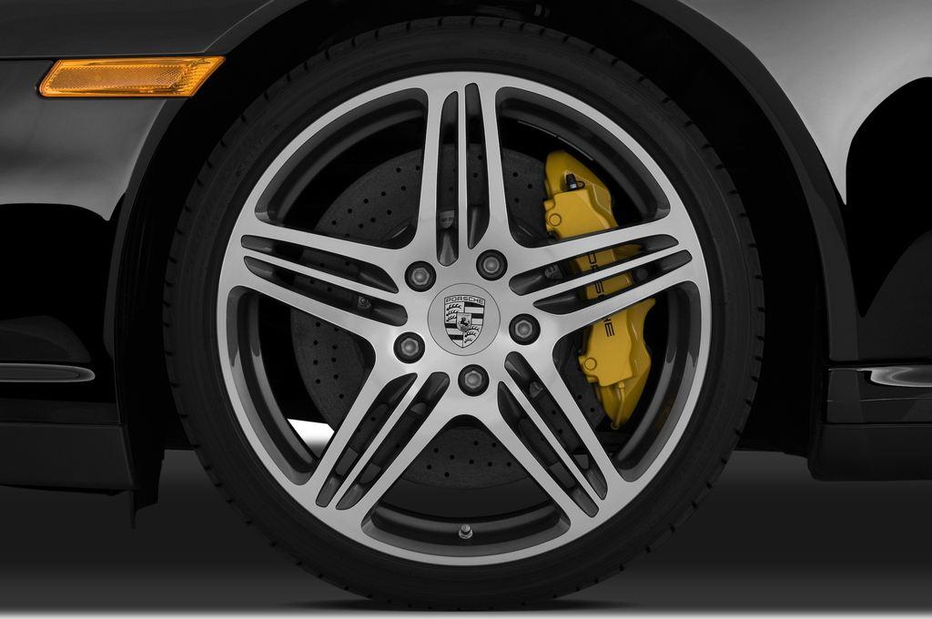 Porsche 911 Turbo Cabriolet Cabrio (2004 - 2011) 2 Türen Reifen und Felge