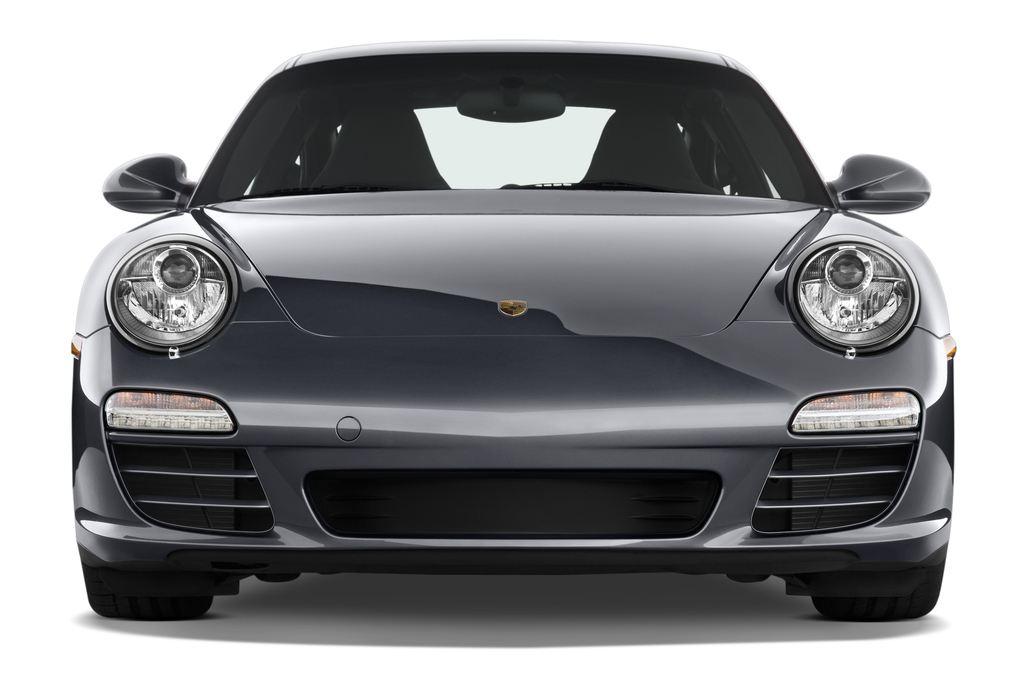 Porsche 911 Carrera 4S Coupe Coupé (2004 - 2011) 2 Türen Frontansicht