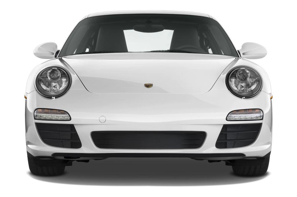 Porsche 911 Carrera Coupe Coupé (2004 - 2011) 2 Türen Frontansicht