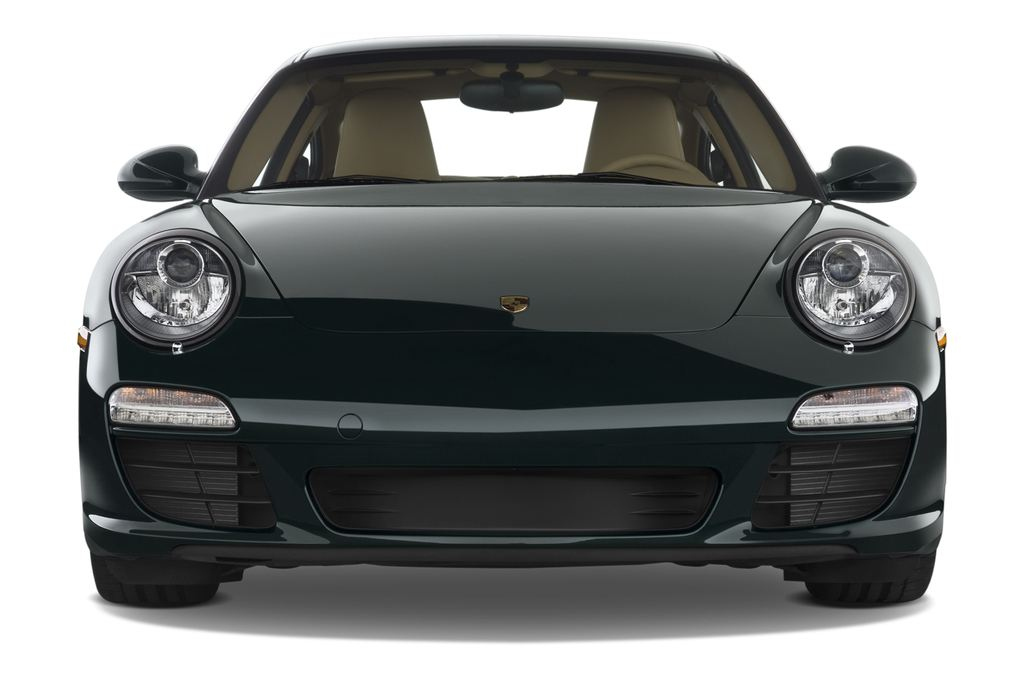 Porsche 911 Carrera S Coupé (2004 - 2011) 2 Türen Frontansicht