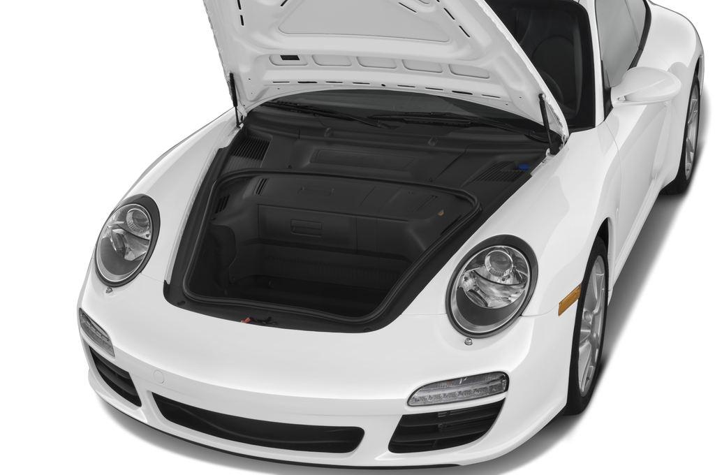 Porsche 911 Carrera Coupe Coupé (2004 - 2011) 2 Türen Kofferraum