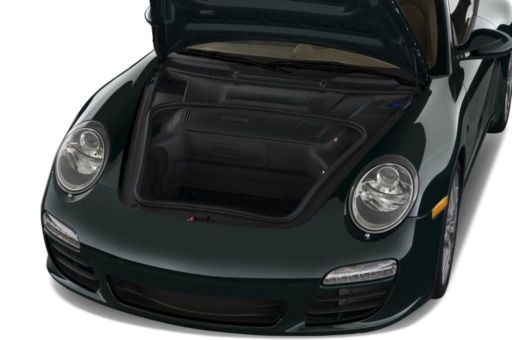 Porsche 911 Carrera S Coupé (2004 - 2011) 2 Türen Kofferraum