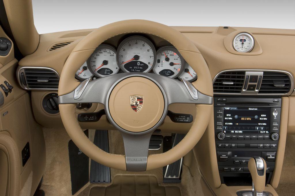 Porsche 911 Carrera S Coupé (2004 - 2011) 2 Türen Lenkrad