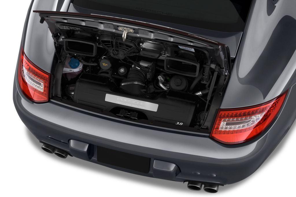 Porsche 911 Carrera 4S Coupe Coupé (2004 - 2011) 2 Türen Motor