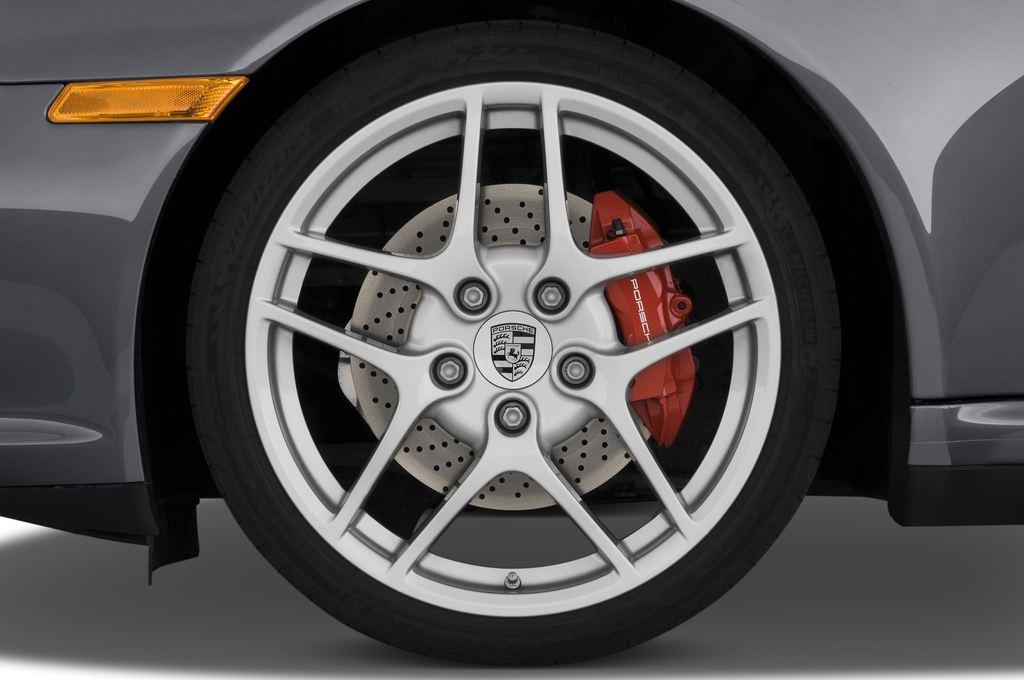 Porsche 911 Carrera 4S Coupe Coupé (2004 - 2011) 2 Türen Reifen und Felge