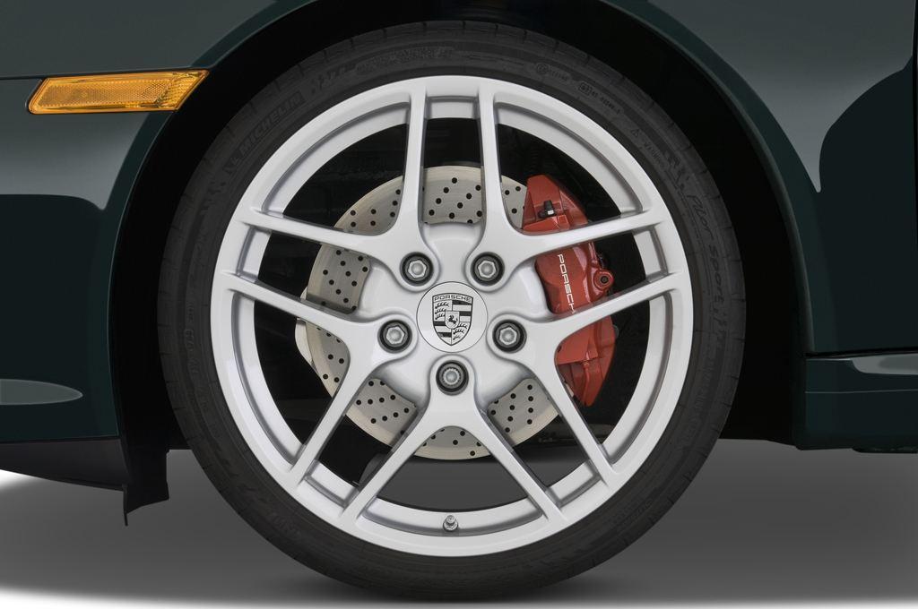 Porsche 911 Carrera S Coupé (2004 - 2011) 2 Türen Reifen und Felge