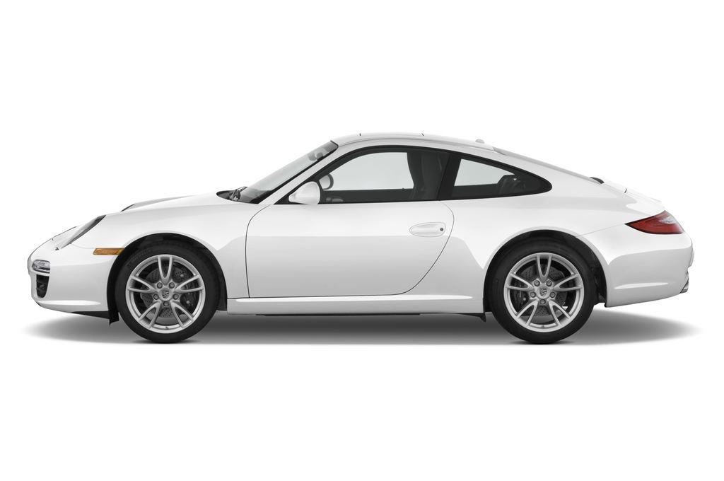 Porsche 911 Carrera Coupe Coupé (2004 - 2011) 2 Türen Seitenansicht