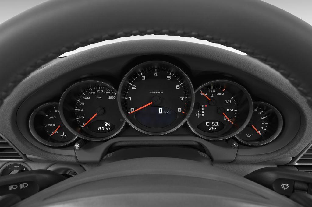 Porsche 911 Carrera Coupe Coupé (2004 - 2011) 2 Türen Tacho und Fahrerinstrumente