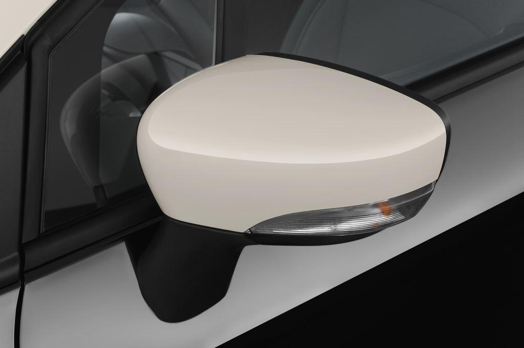 Renault Captur Luxe SUV (2013 - heute) 5 Türen Außenspiegel