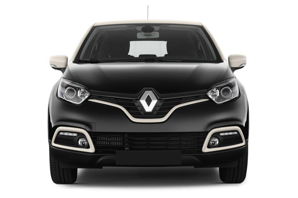 Renault Captur Luxe SUV (2013 - heute) 5 Türen Frontansicht