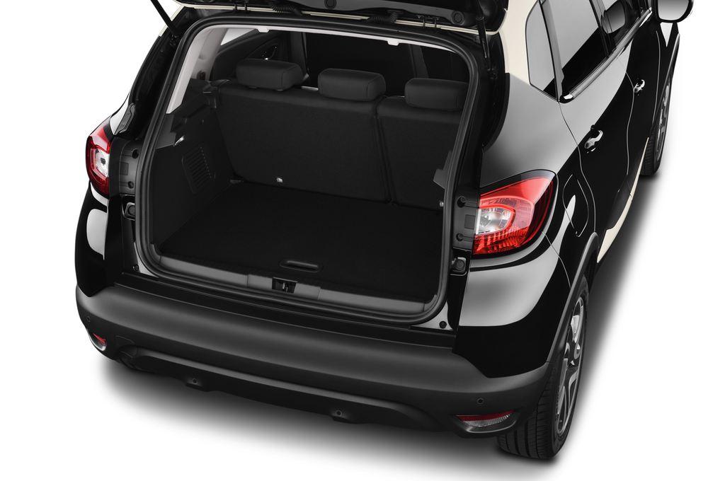 Renault Captur Luxe SUV (2013 - heute) 5 Türen Kofferraum