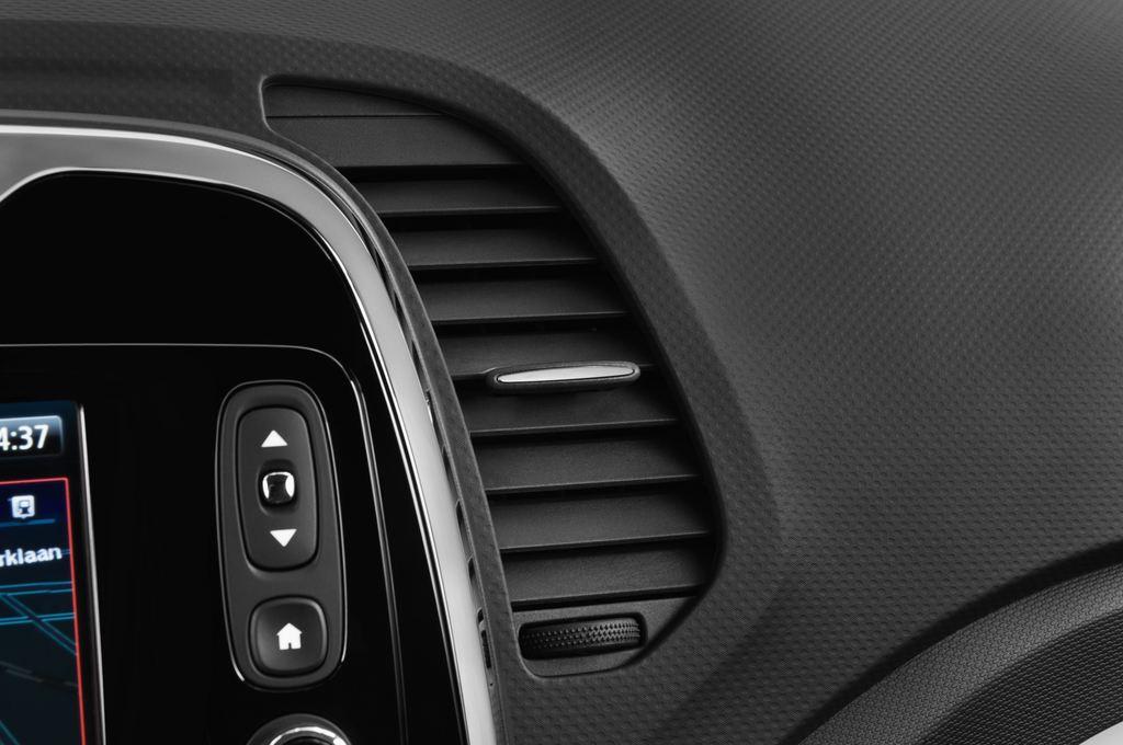 Renault Captur Luxe SUV (2013 - heute) 5 Türen Lüftung