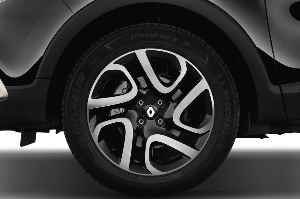 Renault Captur Luxe SUV (2013 - heute) 5 Türen Reifen und Felge