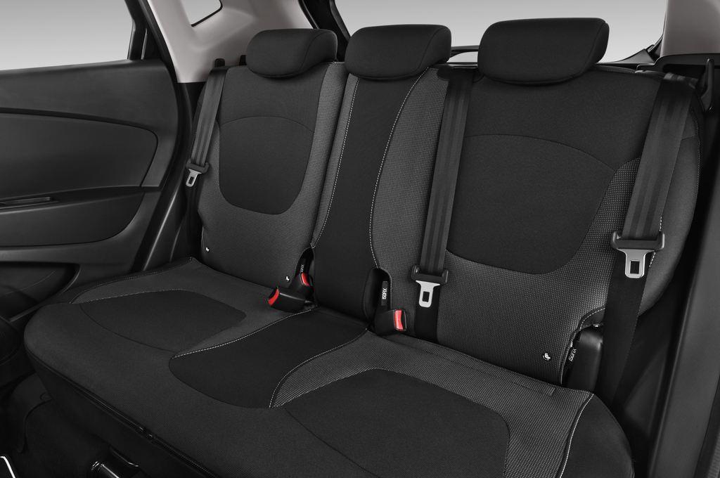 Renault Captur Luxe SUV (2013 - heute) 5 Türen Rücksitze