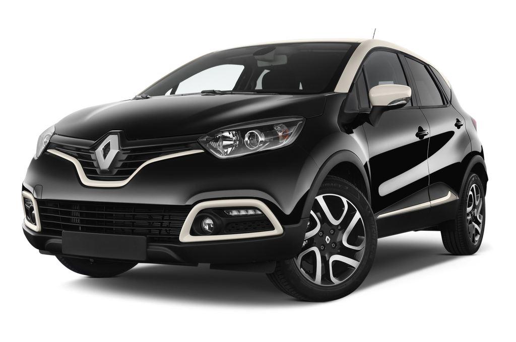 Renault Captur Luxe SUV (2013 - heute) 5 Türen seitlich vorne mit Felge