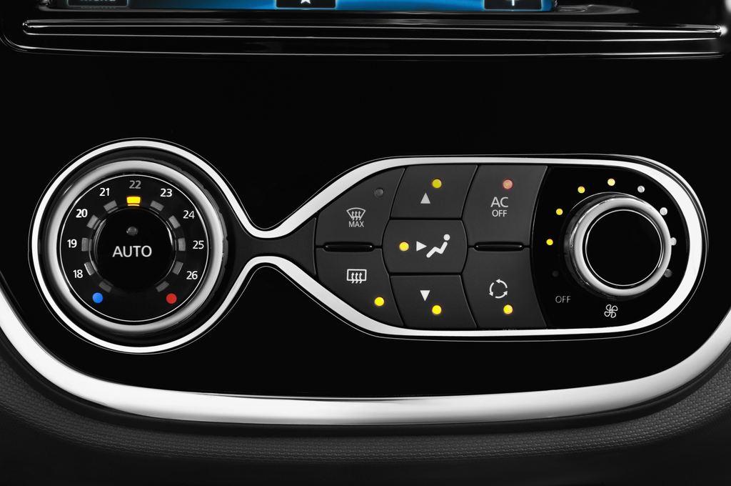 Renault Captur Luxe SUV (2013 - heute) 5 Türen Temperatur und Klimaanlage