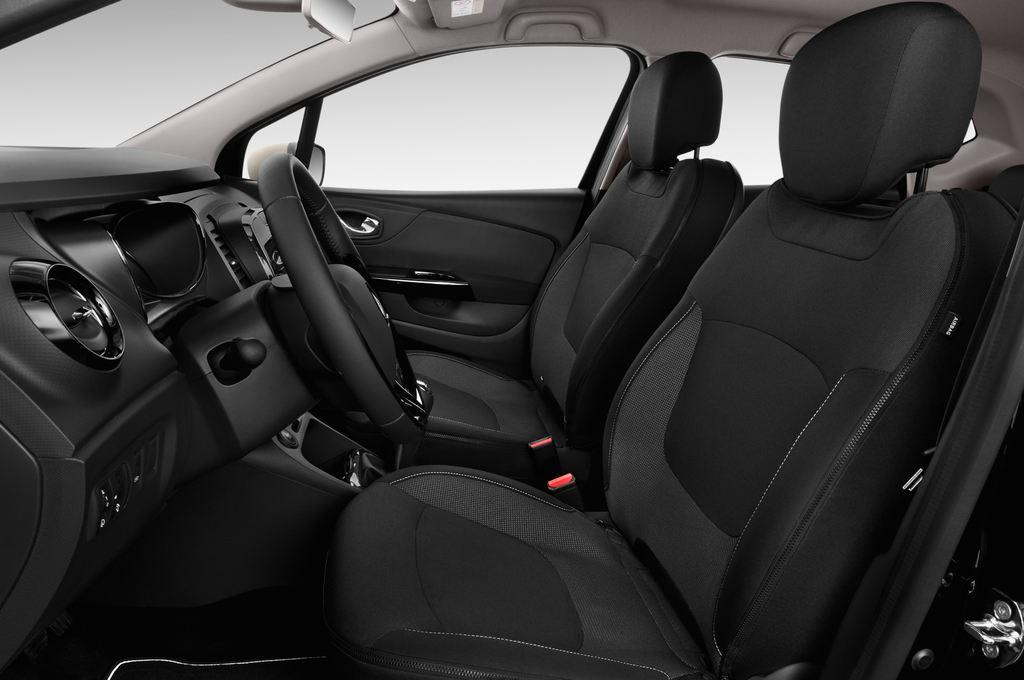 Renault Captur Luxe SUV (2013 - heute) 5 Türen Vordersitze