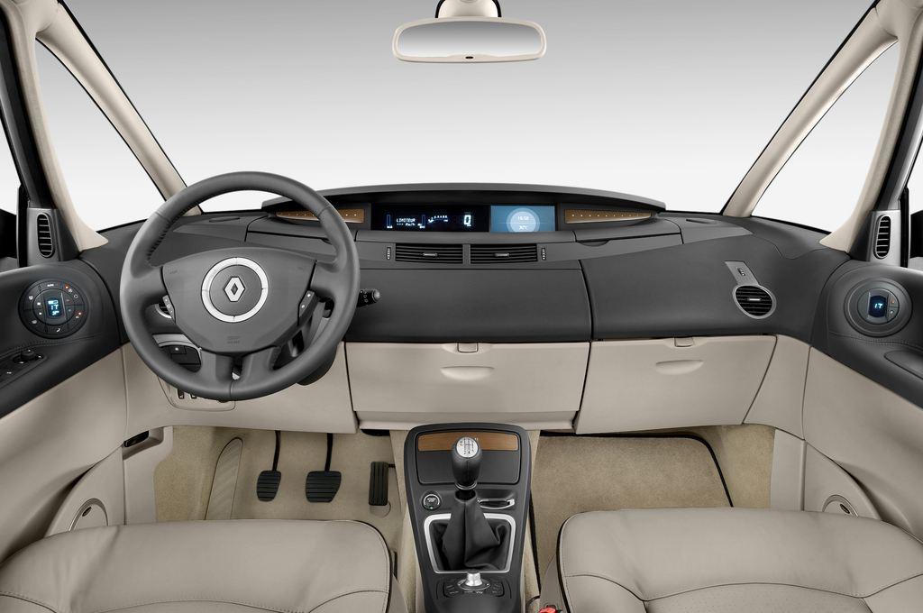 Renault Grand Espace Initiale Van (2002 - 2015) 5 Türen Cockpit und Innenraum