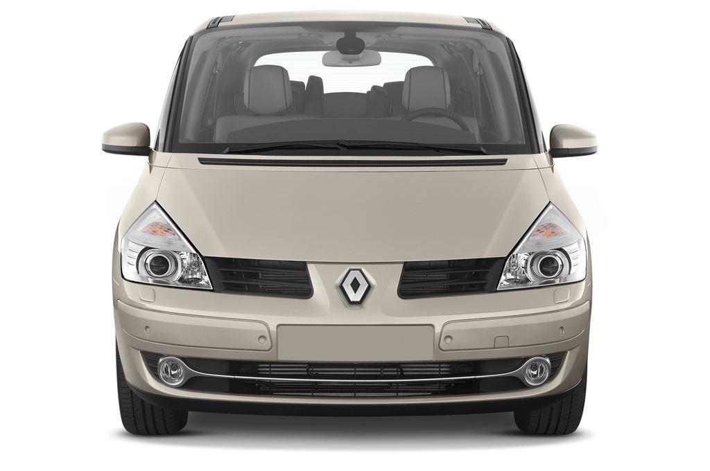 Renault Grand Espace Initiale Van (2002 - 2015) 5 Türen Frontansicht