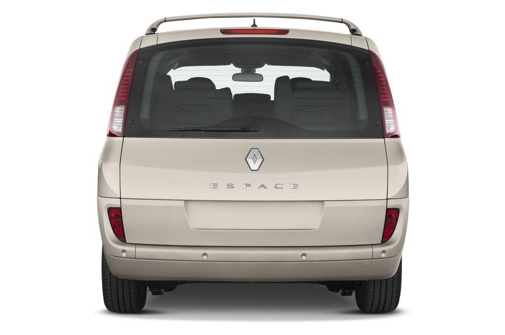 Renault Grand Espace Initiale Van (2002 - 2015) 5 Türen Heckansicht