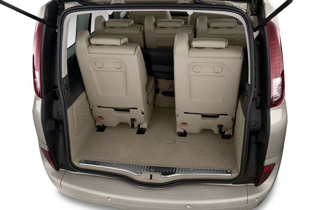 Renault Grand Espace Initiale Van (2002 - 2015) 5 Türen Kofferraum