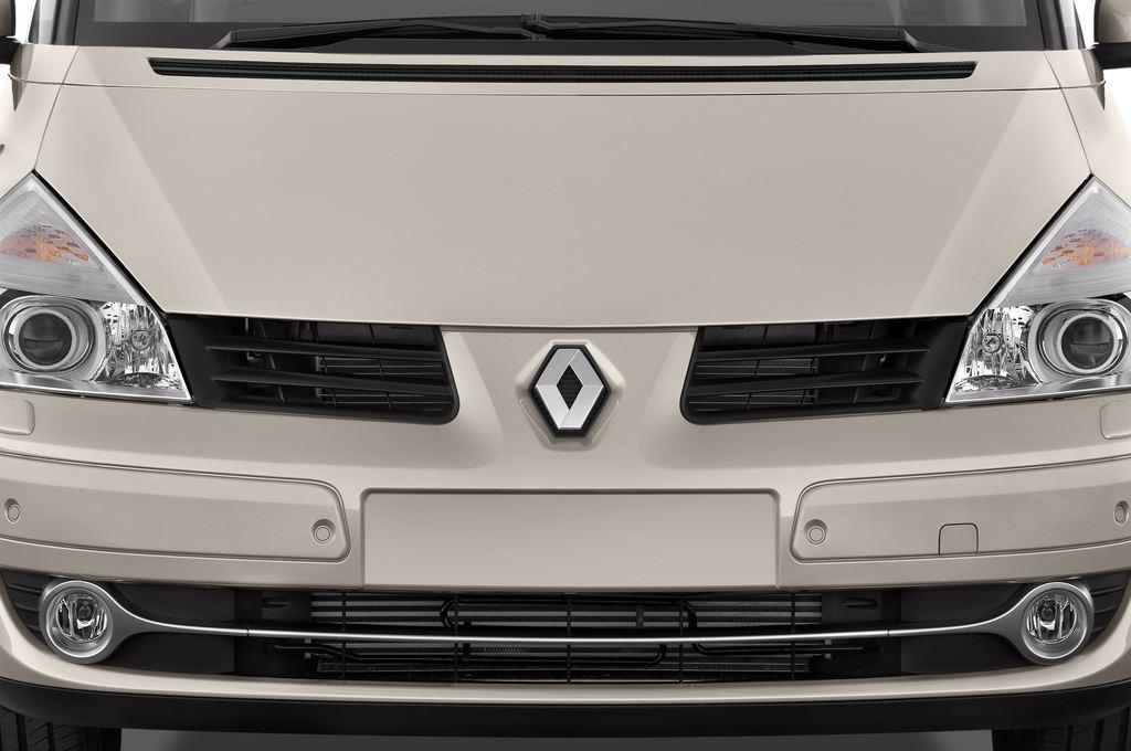 Renault Grand Espace Initiale Van (2002 - 2015) 5 Türen Kühlergrill und Scheinwerfer