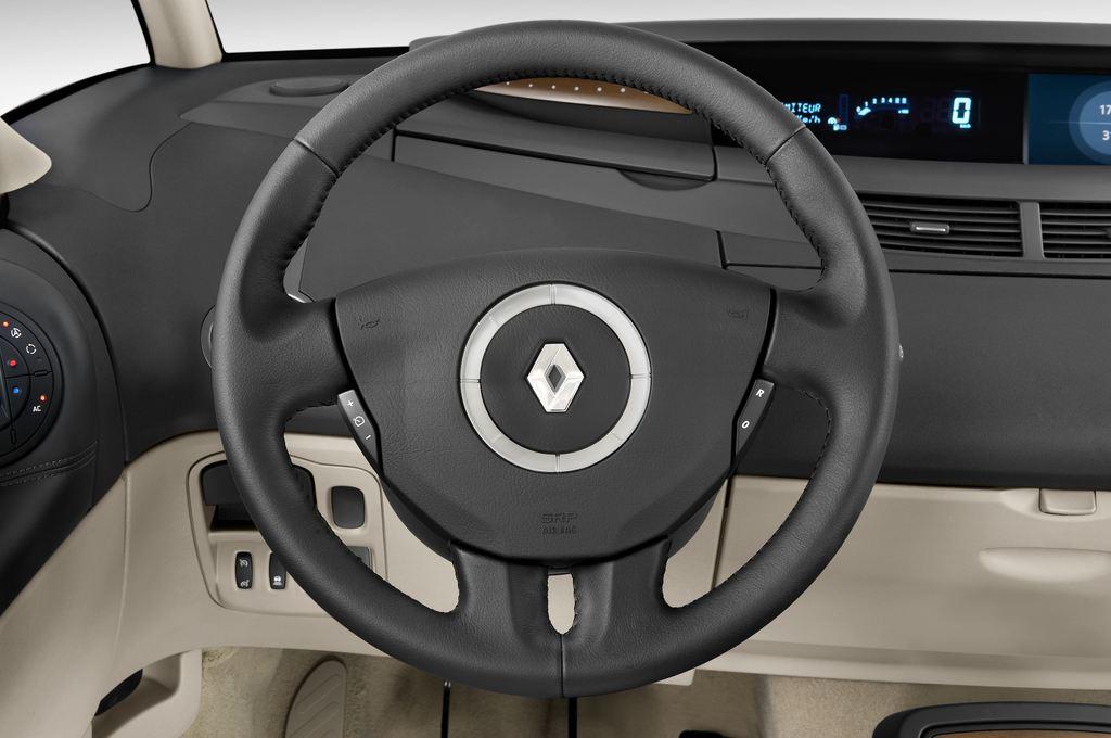 Renault Grand Espace Initiale Van (2002 - 2015) 5 Türen Lenkrad