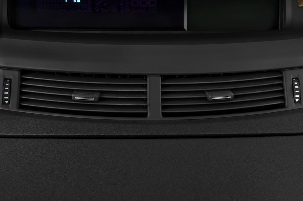 Renault Grand Espace Initiale Van (2002 - 2015) 5 Türen Lüftung