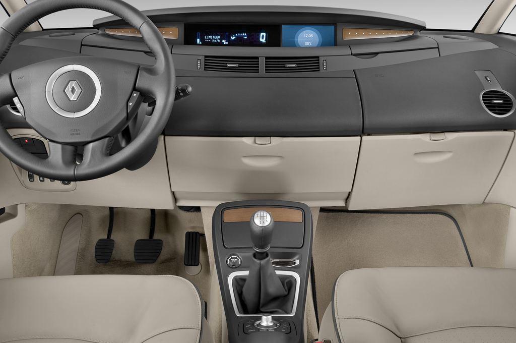 Renault Grand Espace Initiale Van (2002 - 2015) 5 Türen Mittelkonsole
