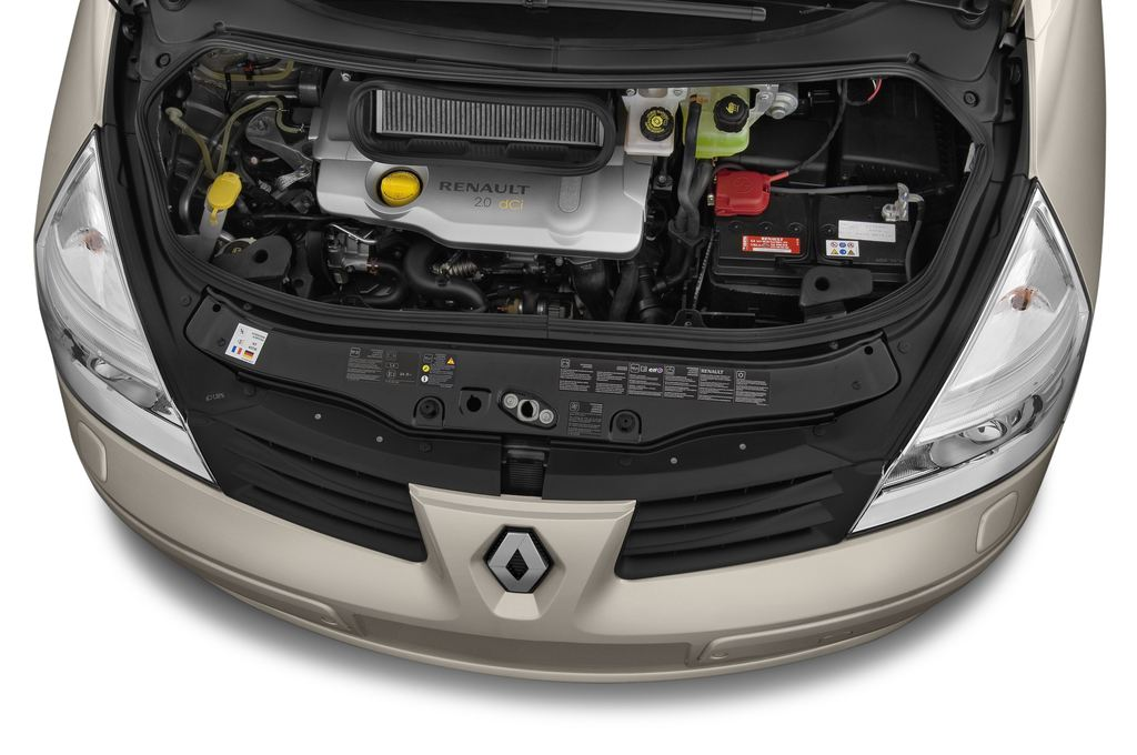 Renault Grand Espace Initiale Van (2002 - 2015) 5 Türen Motor