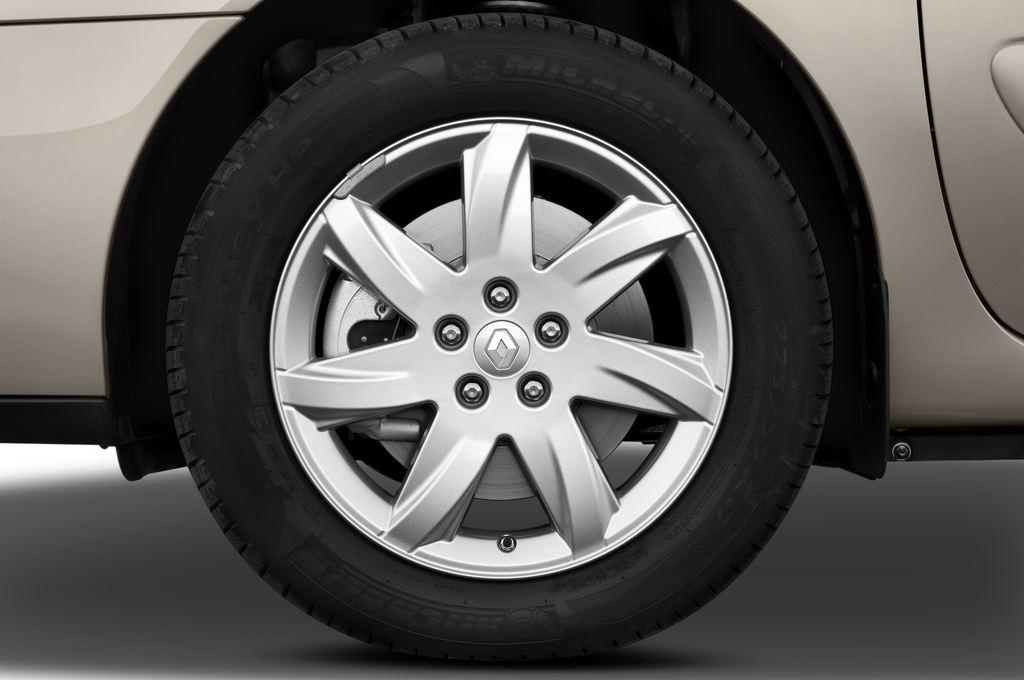 Renault Grand Espace Initiale Van (2002 - 2015) 5 Türen Reifen und Felge