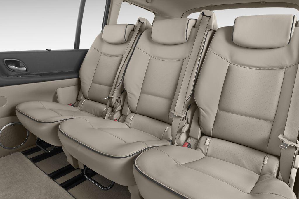 Renault Grand Espace Initiale Van (2002 - 2015) 5 Türen Rücksitze