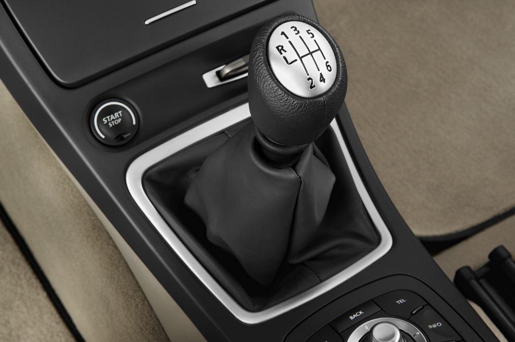 Renault Grand Espace Initiale Van (2002 - 2015) 5 Türen Schalthebel