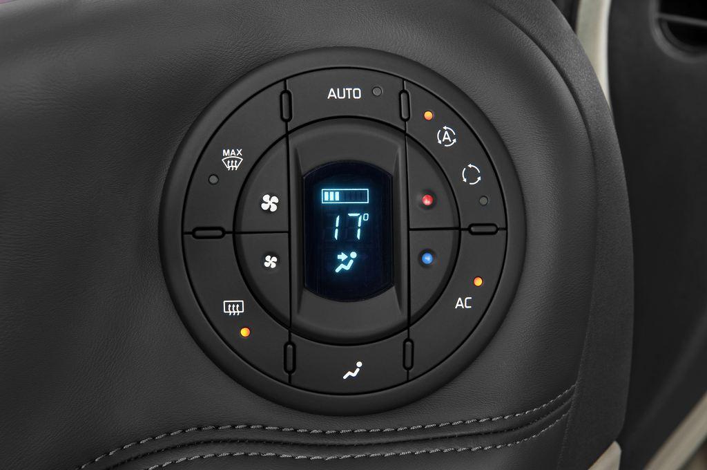 Renault Grand Espace Initiale Van (2002 - 2015) 5 Türen Temperatur und Klimaanlage