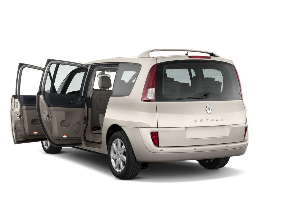 Renault Grand Espace Initiale Van (2002 - 2015) 5 Türen Tür geöffnet