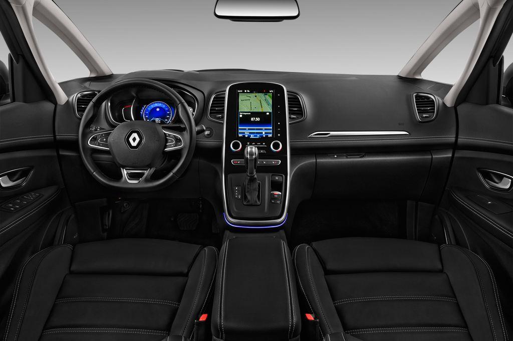 Renault Grand Scenic Bose Edition Van (2016 - heute) 5 Türen Cockpit und Innenraum