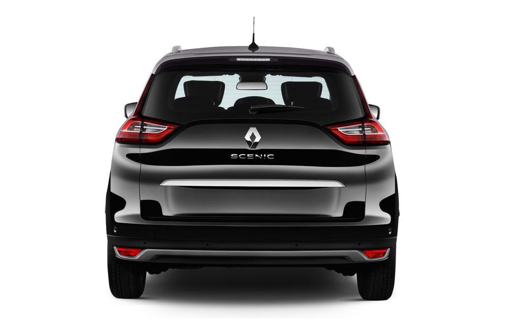 Renault Grand Scenic Bose Edition Van (2016 - heute) 5 Türen Heckansicht