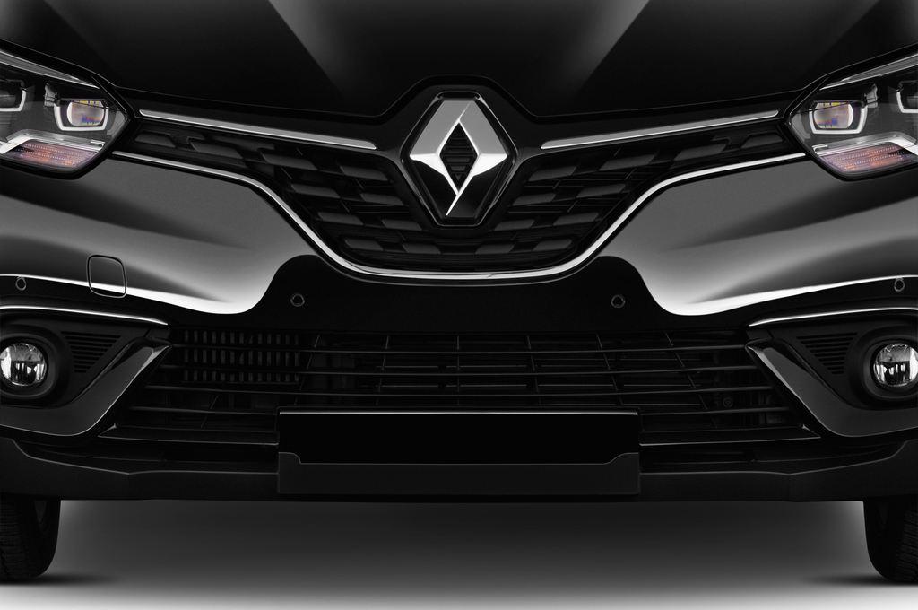 Renault Grand Scenic Bose Edition Van (2016 - heute) 5 Türen Kühlergrill und Scheinwerfer
