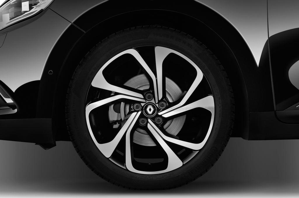Renault Grand Scenic Bose Edition Van (2016 - heute) 5 Türen Reifen und Felge