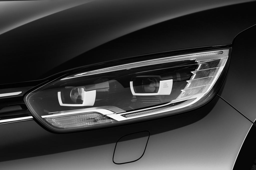 Renault Grand Scenic Bose Edition Van (2016 - heute) 5 Türen Scheinwerfer