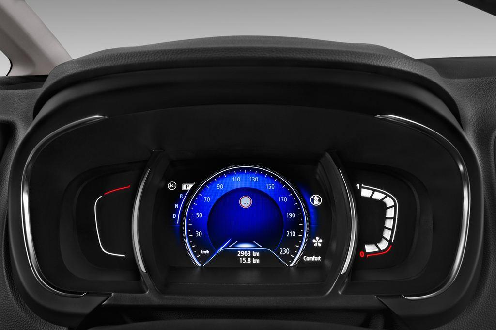 Renault Grand Scenic Bose Edition Van (2016 - heute) 5 Türen Tacho und Fahrerinstrumente