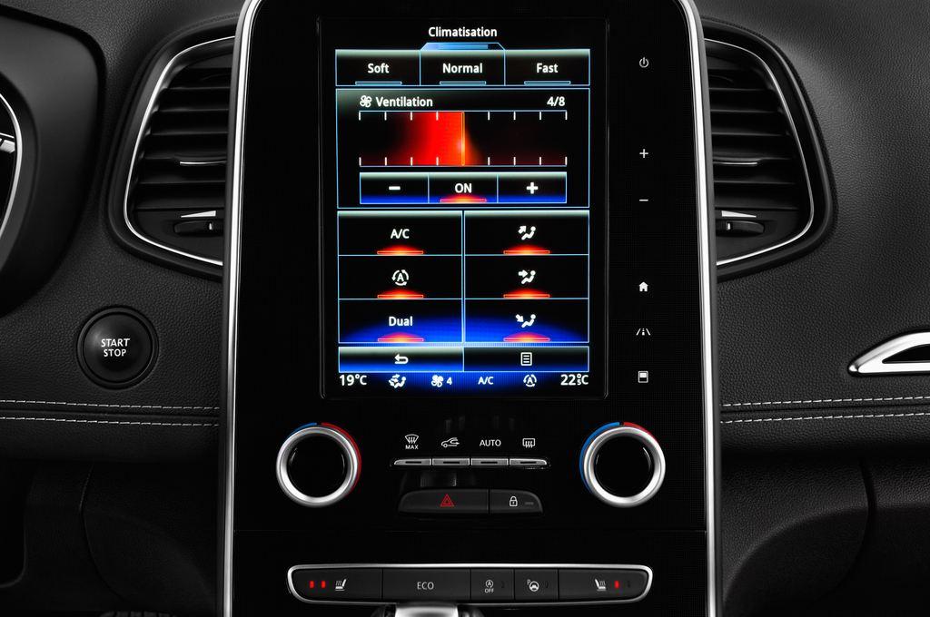 Renault Grand Scenic Bose Edition Van (2016 - heute) 5 Türen Temperatur und Klimaanlage